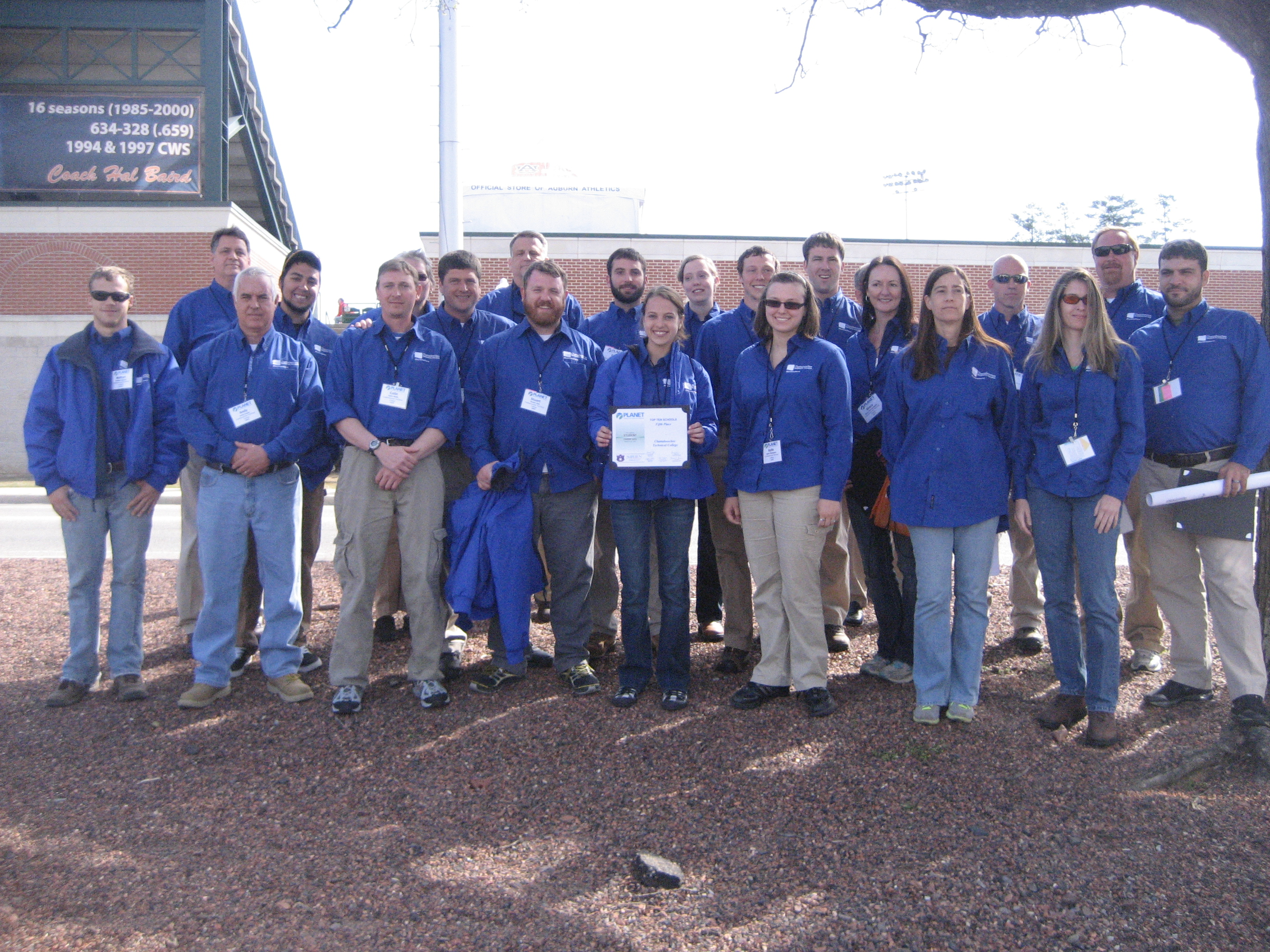 Planet 2013 Chattahoochee Tech group photo
