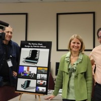 Chattahoochee Tech Student's Chair Design Earns More Recognition