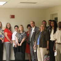 CTC Hosted Leaders from Technical Colleges to Learn about Learning Support