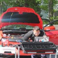 Chattahoochee Tech Students Judge State Auto Skills Competition