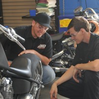 Chattahoochee Tech Motorcycle Program Top 30 in Nation