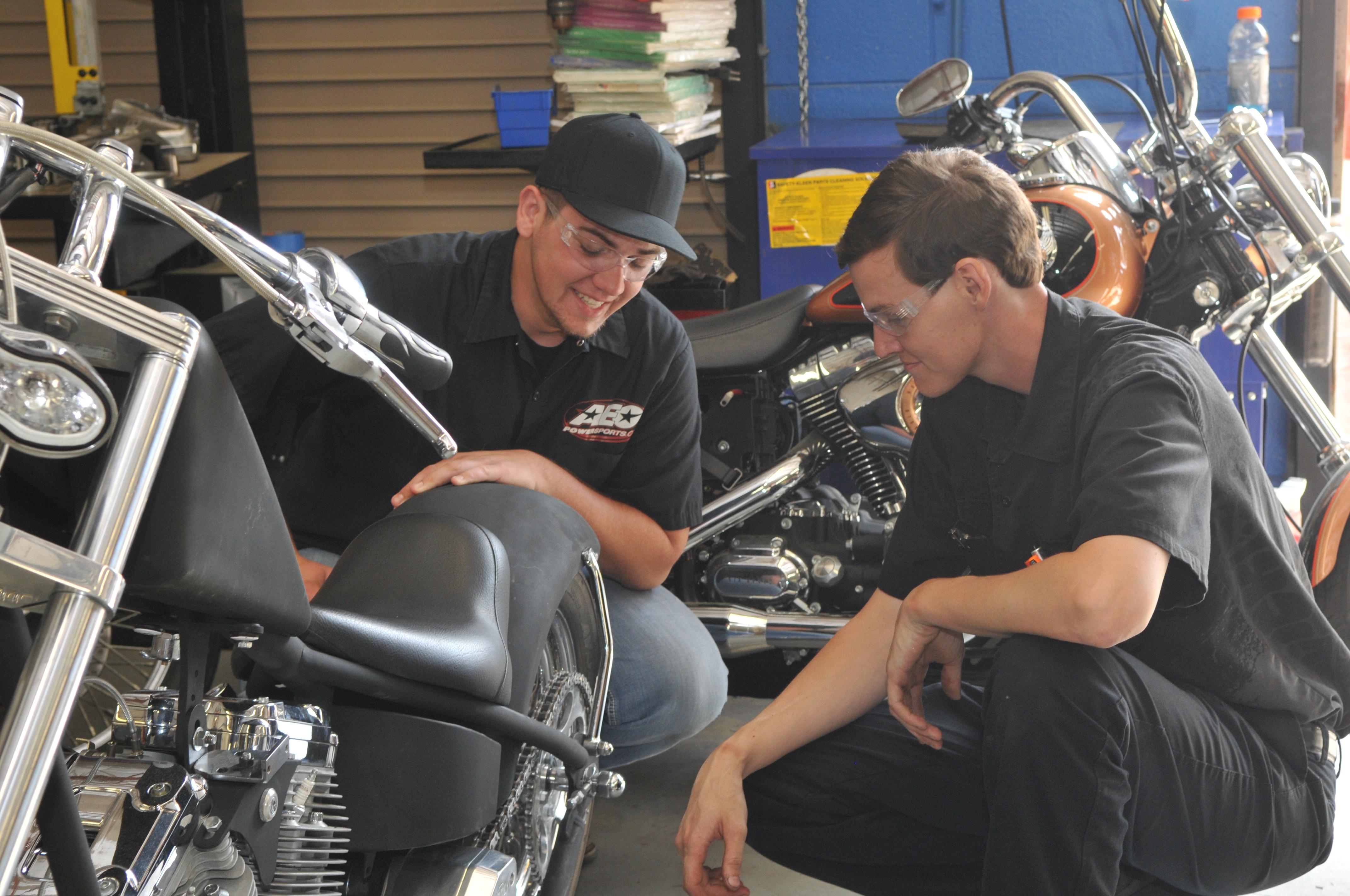 motorcycle program instruction