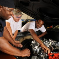 CTC automotive students selected for BMW MetroSTEP Scholarship
