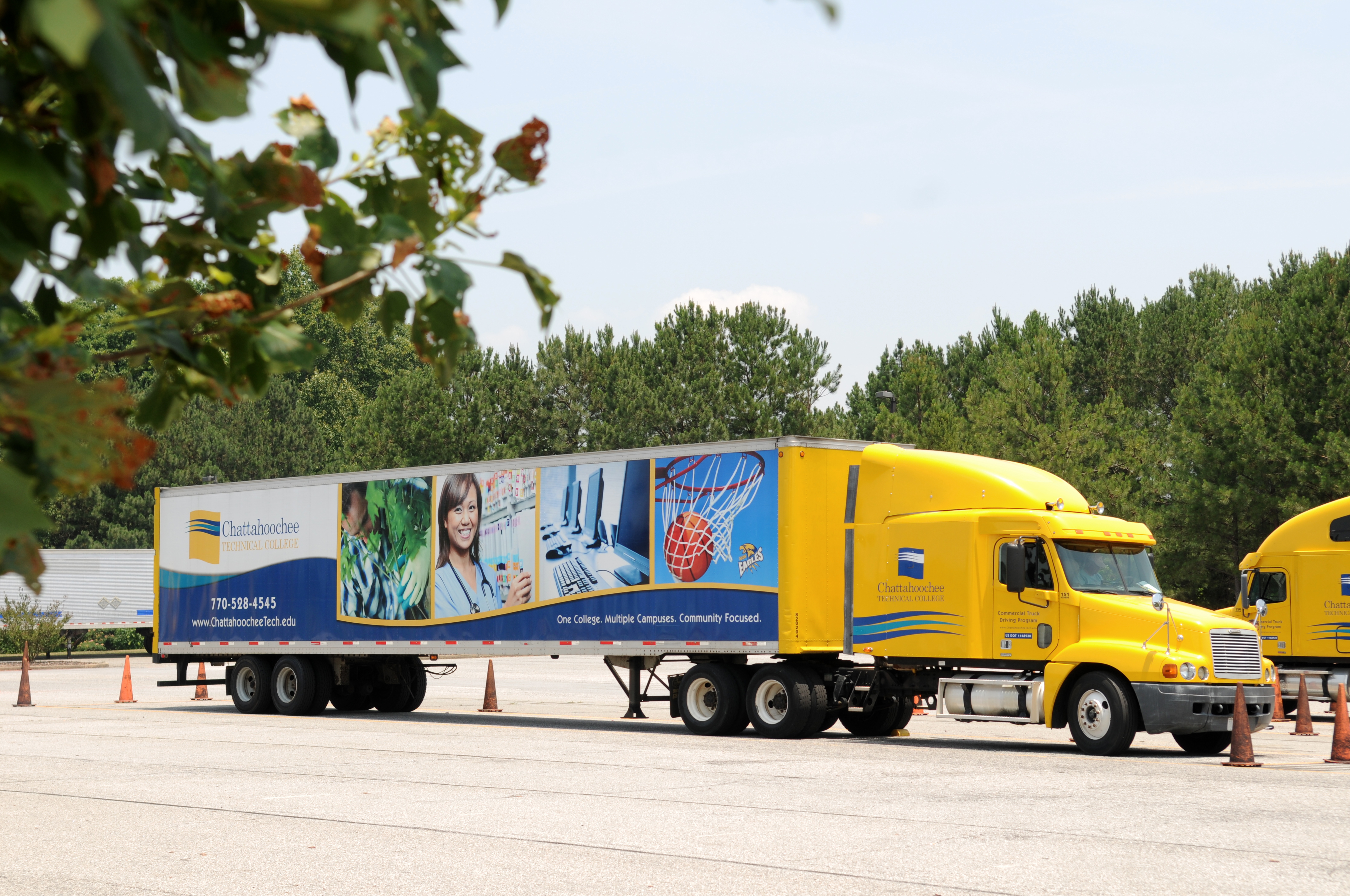 CTC tractor trailer