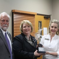 Chattahoochee Tech Board Honors Melinda Lemmon