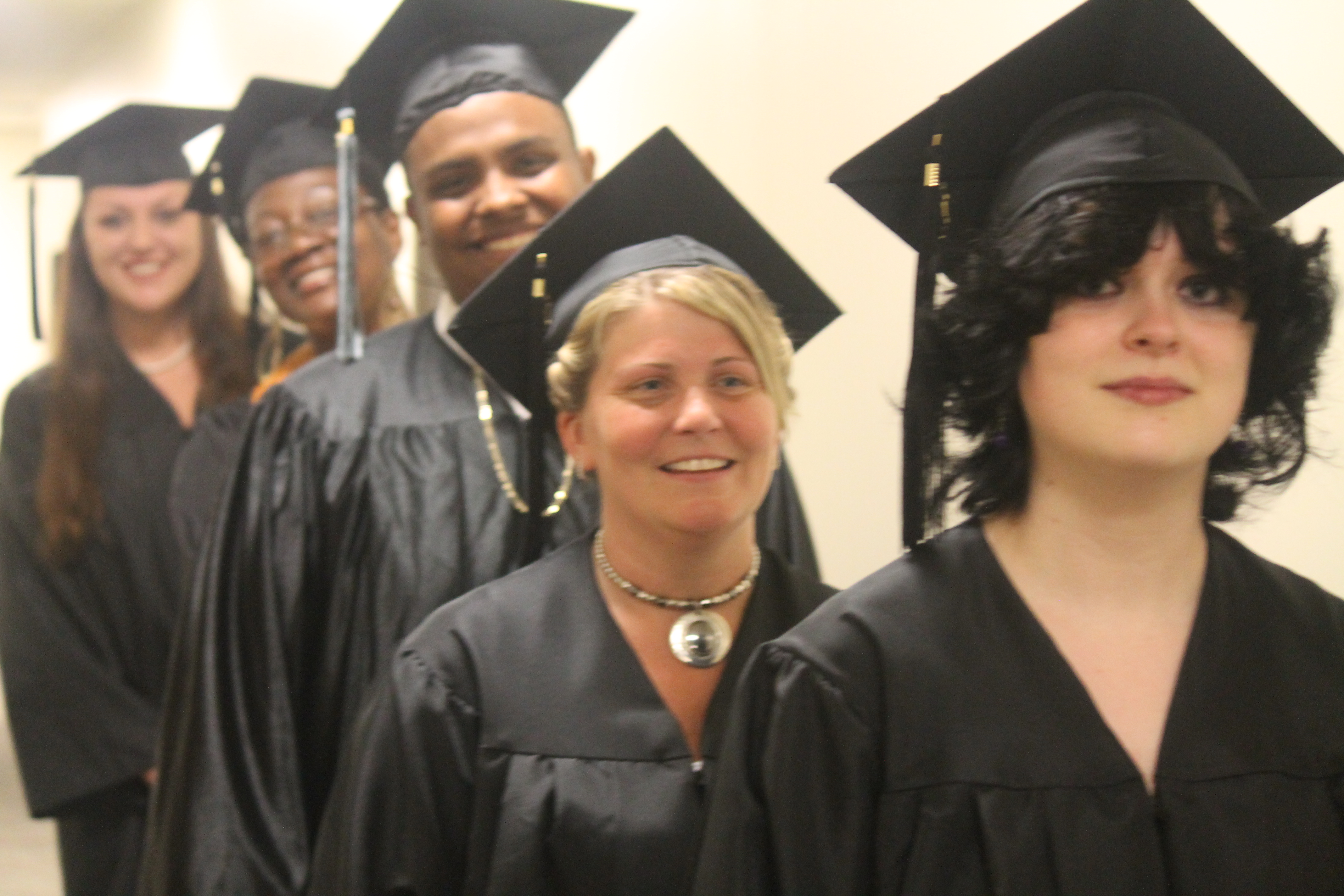 Ceremony Honored GED Recipients at Chattahoochee Technical College
