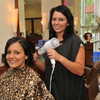 CTC Cosmetology Students and Grads Give Bartow Kids a Chance