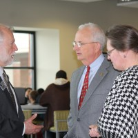 Ag Commissioner Gary Black visits Chattahoochee Tech