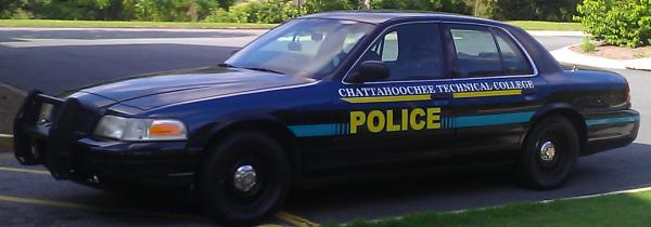 CTC Police Car