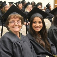 Second Ceremony Honors GED Graduates From Gilmer, Pickens and Cherokee Counties