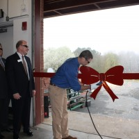 Sparks Fly in New Welding and Joining Technology Lab at Chattahoochee Tech