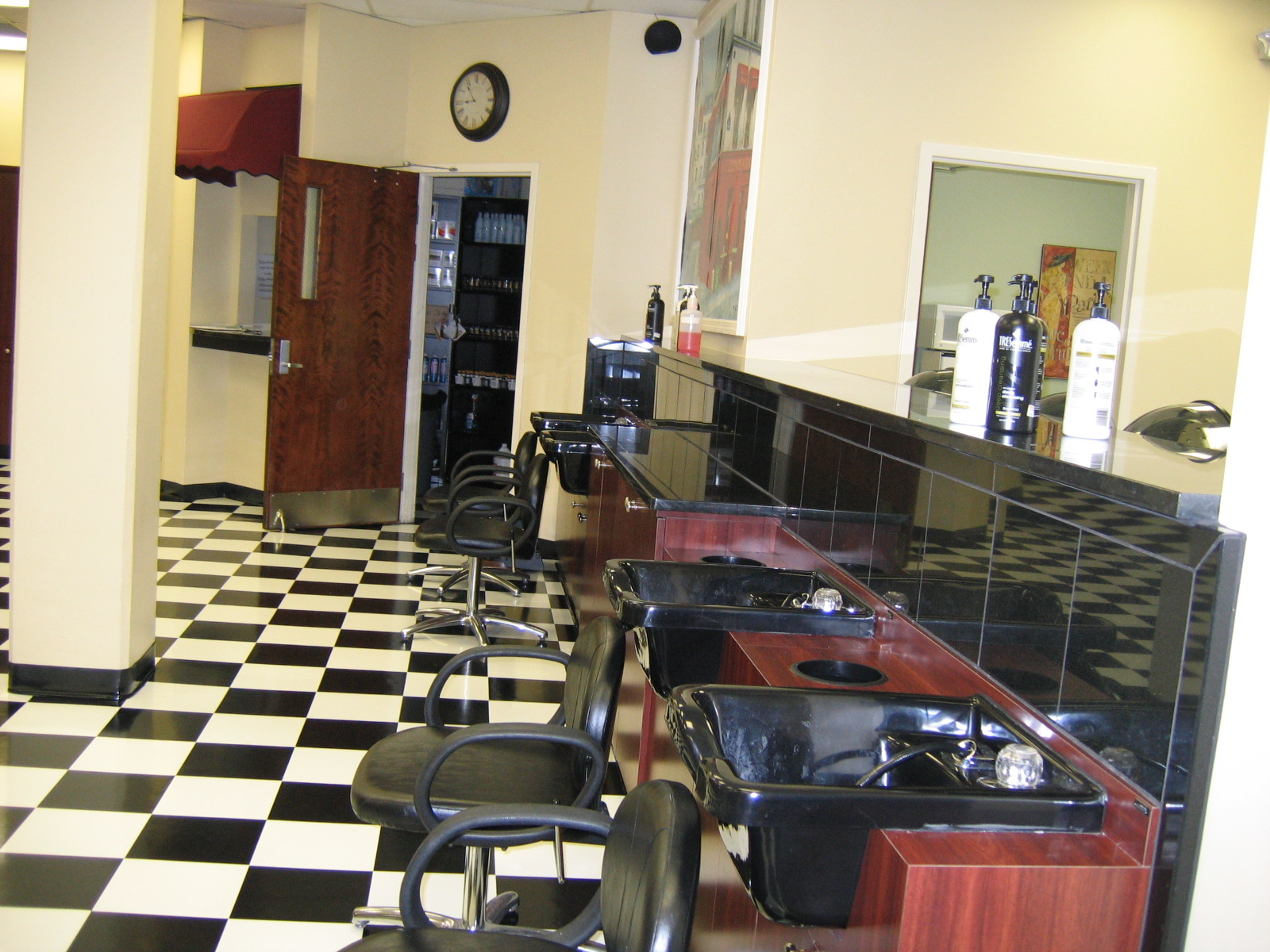 Cosmetology Remodel