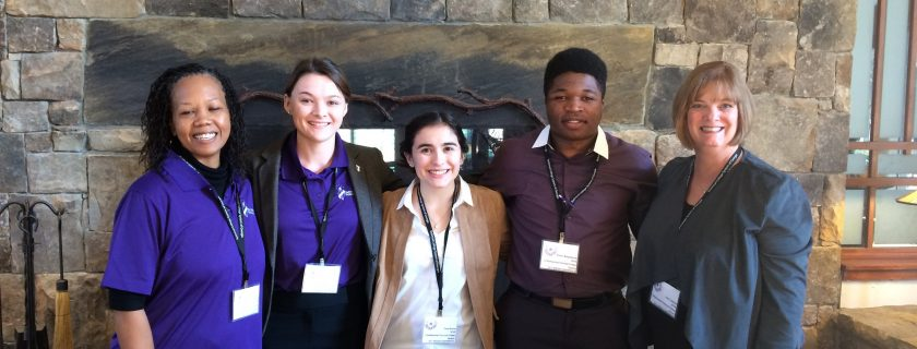 Chattahoochee Tech Student Honored at State Conference
