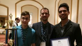 Programming Students Earn Top Nods at AITP National Collegiate Conference