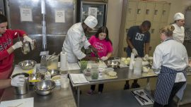 SETS Program Teams Up with Chattahoochee Tech Culinary