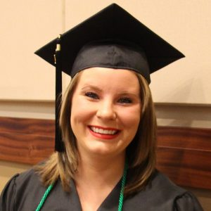 Graduate Alexandria Sanders