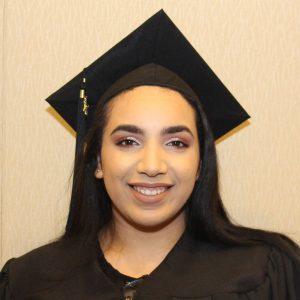Graduate Angelica Navarro