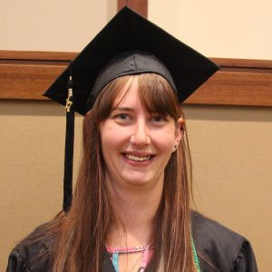 Graduate Ashley Franklin Arnold