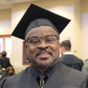 Graduate Chauncey Jordan