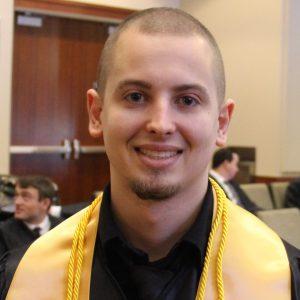 Dillon Egeland CTC Graduate