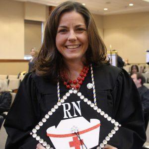 Graduate Jamie Stephens