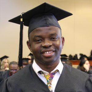 Graduate Razak Ennin