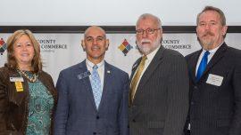 CTC Sponsors Cherokee Chamber Breakfast Featuring Senator Bruce Thompson