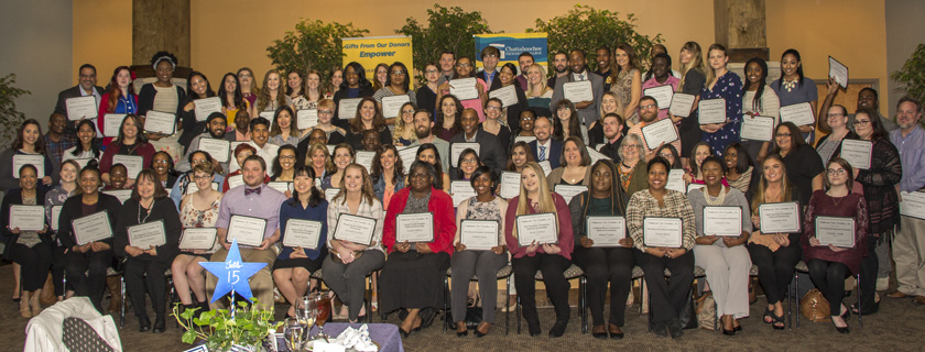 Chattahoochee Tech Foundation Recognizes 98 Scholarship Award Recipients