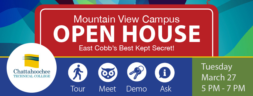 Mountain View Campus Open House
