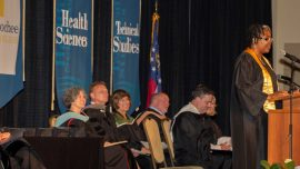 Chattahoochee Tech Celebrates Spring 2018 Graduates in Two Commencement Ceremonies