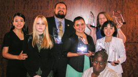 Chattahoochee Tech Students Finish in Top Ten At Phi Beta Lambda National Competition