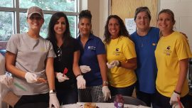 Chattahoochee Tech Volunteers Help with Summer Lunch Break Program