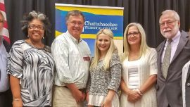 Chattahoochee Tech Sponsors Pickens County Chamber Breakfast at Appalachian Campus