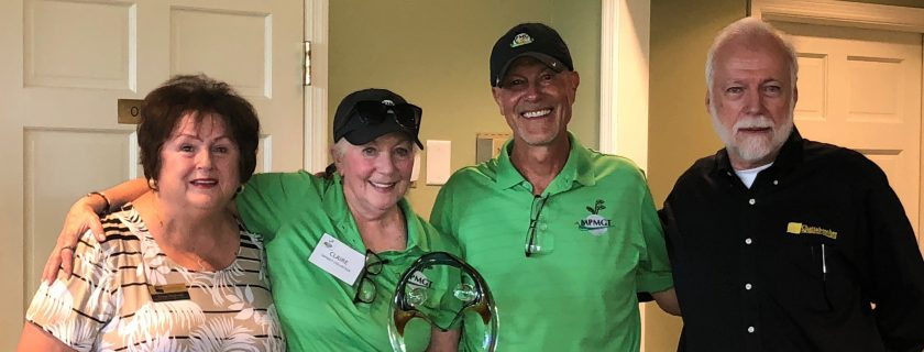 Petersons honored as Volunteer of the Year