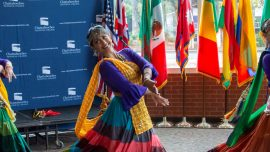 Annual International Festival at Chattahoochee Tech Celebrates Cultural Diversity