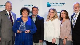 Chattahoochee Technical College Governing Boards Honored by TCSG