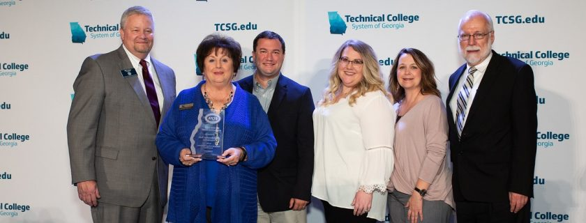 Chattahoochee Tech Board of Directors and Board of Trustees Honored by TCSG