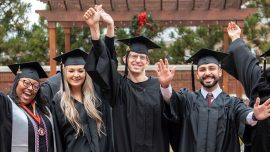 Fall 2018 Commencement Ceremonies Honor Chattahoochee Tech Graduates