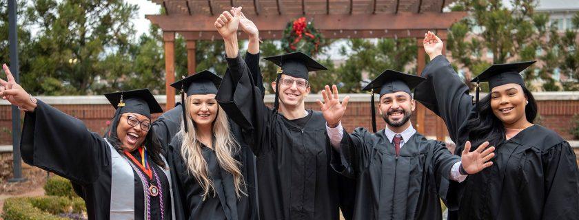 Fall 2018 Commencement Ceremonies Honor Chattahoochee Tech Graduates