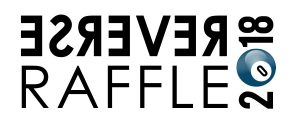 Logo for Reverse Raffle 2018
