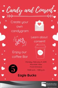 Candy and Consent - Mountain View Campus @ Chattahoochee Technical College - Mountain View Campus