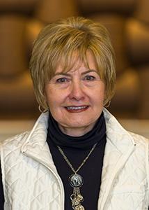 Headshot Judy Roberts