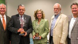 Chattahoochee Tech Board of Directors Swears in New Board Member and Honors Retirees