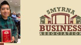 Smyrna Business Association Awards $1,500 Scholarship to CTC Student Jose Sontay