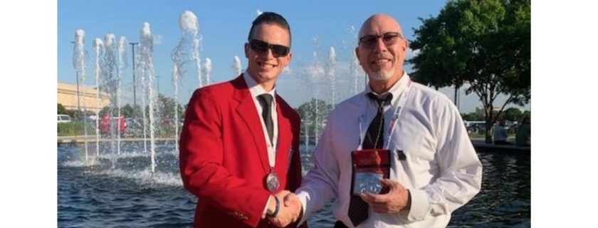 Chattahoochee Tech Student Earns Silver Medal at National SkillsUSA Championships