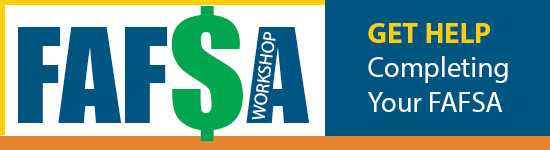 FAFSA Workshop graphic in color