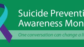 Chattahoochee Tech Observes Suicide Prevention Awareness Month at Every Campus