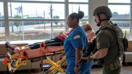 Chattahoochee Tech Students Put Professional Training Into Practice at Mass Casualty Drill