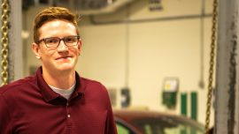 Chattahoochee Tech Welcomes Pickens County Native as New Auto Collision Repair Instructor