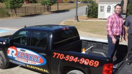 Reliable Heating & Air Donates Equipment and Tools for Air Conditioning Technology Program
